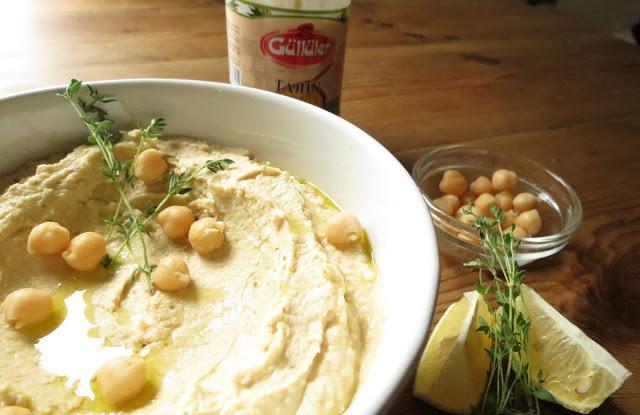Hummus selbstgemacht